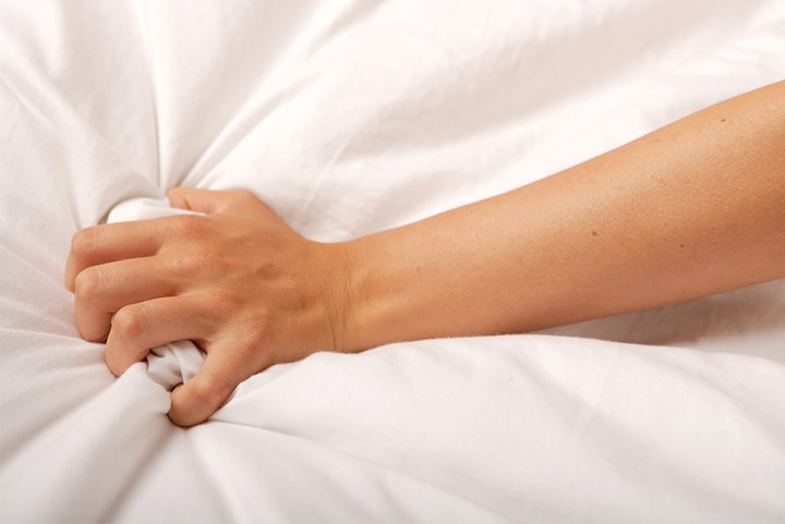 hand bed