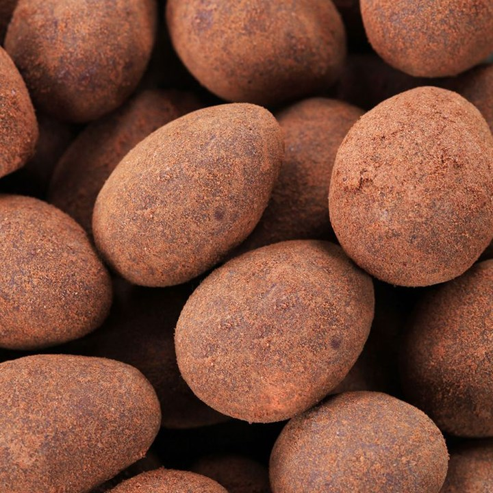 Choc covered nuts