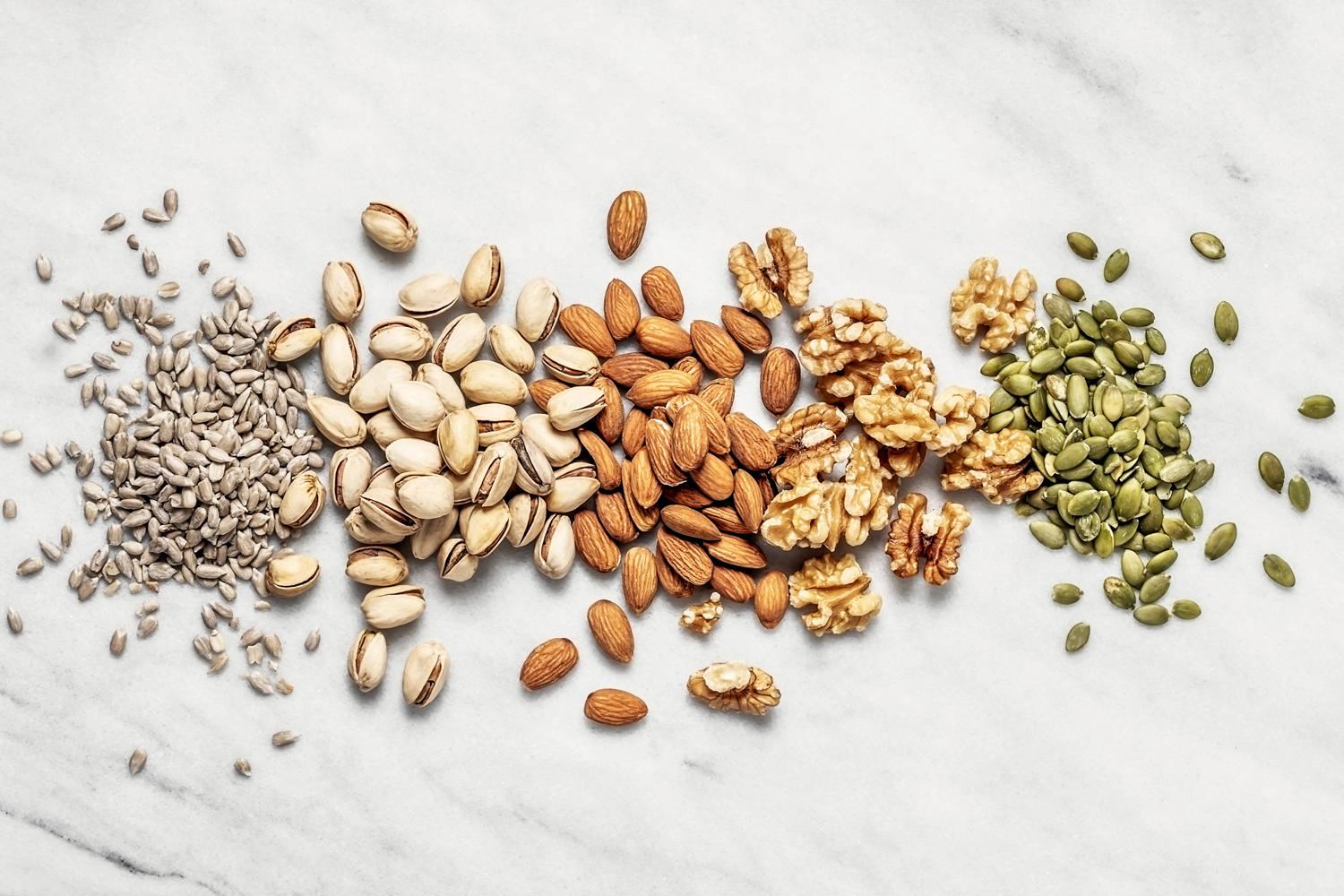 best plant based protein sources nuts