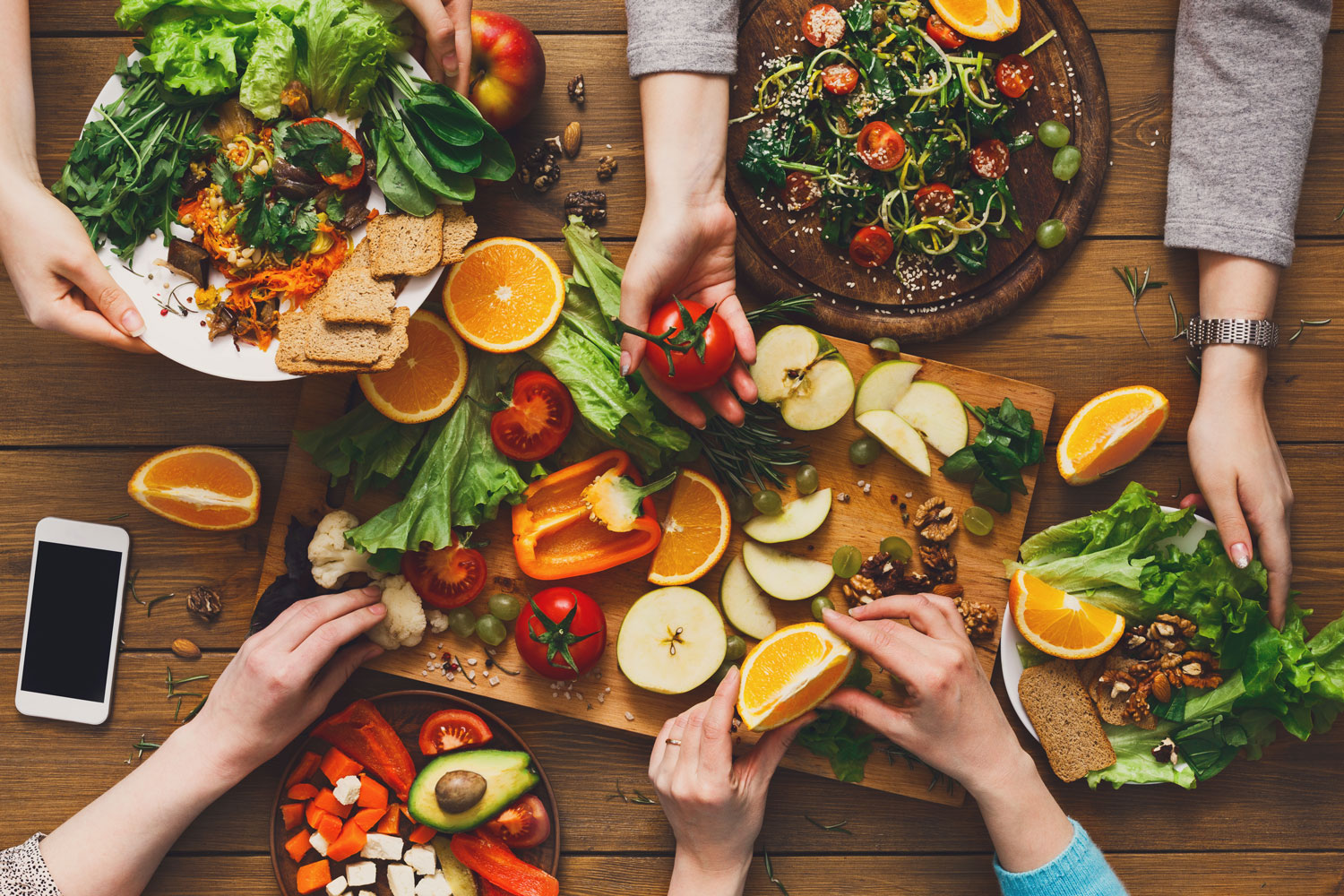People Who Follow This Diet Are Healthier Than The Rest Of Us, Confirms Study