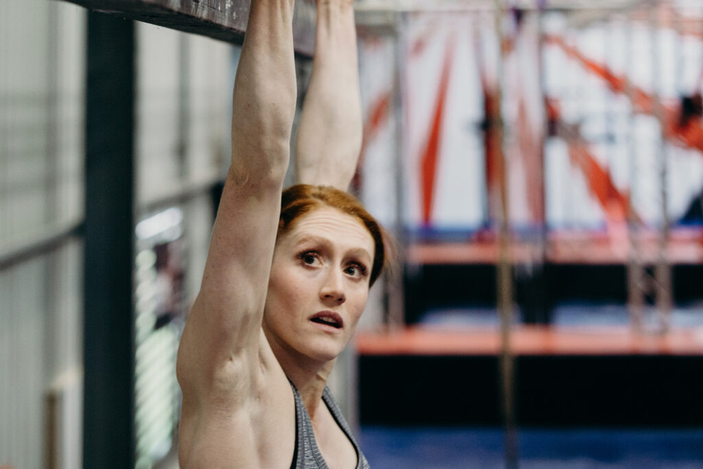 Ex-Olympic gymnast and cafe owner Olivia Vivian is now Australia's best female Ninja Warrior, having taken part in all five seasons of theTV show