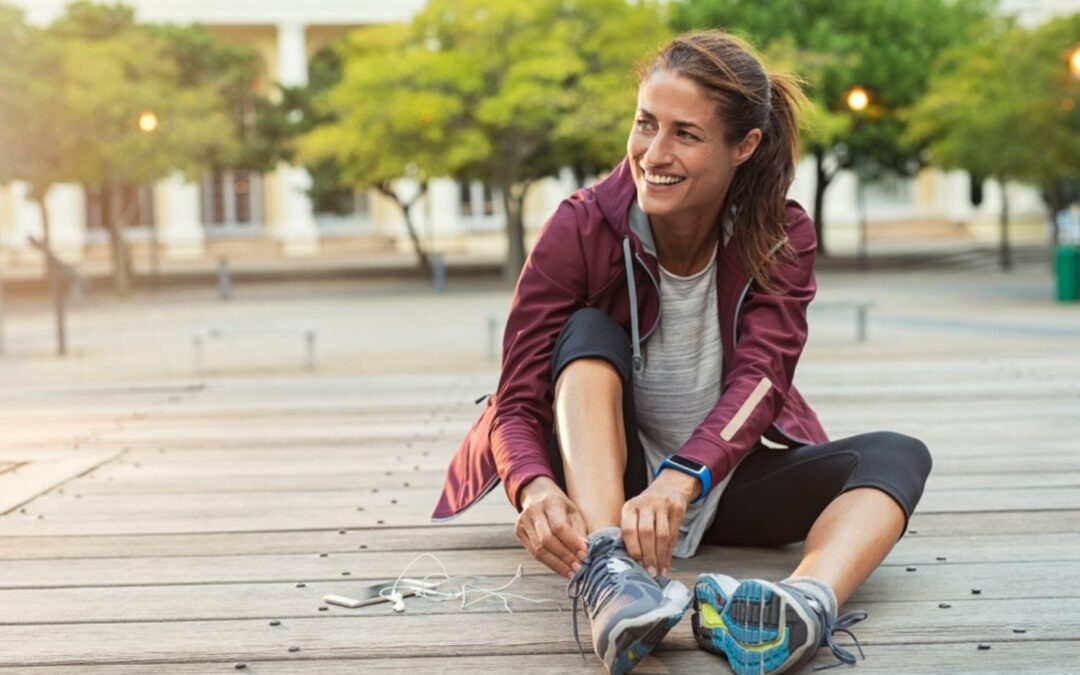 Why A Lunchtime Sweat Session Could Be The Cure For Burnout