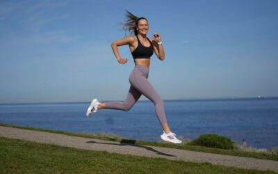 Steph Claire Smith Hated Running. Now She Smashes Out 5km